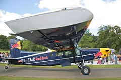 Red Bull Turbo Porter (joolsgriff) Tags: 2005 uk pilatus longleat redbull airrace pc6 turboporter oeemd