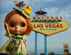 Welcome to FABULOUS Las Vegas, Cousin Luxe!