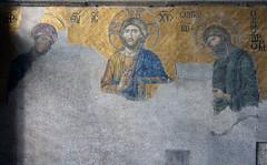 Deësis mosaic, Hagia Sophia