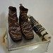 THESE BOOTS WERE MADE FOR PROTEST - Khulekani Msweli - SZL 2,800