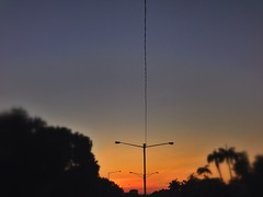 Thursday on Trower (Rantz) Tags: blue sky sunrise darwin cables 365 roger northernterritory mobilography rantz cableicious cablelicious mobilographypad2014 psad2014