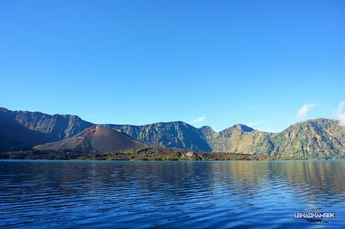 Mt. Rinjani - Segara Anak Lake 04