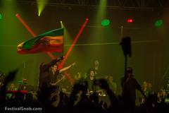 Skrillex Superjam ft. Big Gigantic w/ Damian Marley