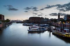 Silent sunset in Hamburg (tsdtsdtsd) Tags: city topv111 canon deutschland hamburg 6d