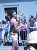 IMG_6113 (Akieboy) Tags: nyc newyorkcity gay man male pride crotch parade prideparade shorts bulge gayprideparade 2014