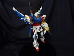 Build Strike Gundam GAT X105B /FP in Lego00801 (boyzwiththemosttoyz) Tags: lego fighters custom build gundam mecha mech customlego buildstrikegundam buildstrike buildbooster