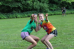 Camp capture the flag (camptannadoonah) Tags: activities arriving 2015 session1