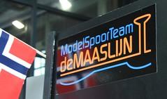 Berekvam H0  (01) (Rinus H0) Tags: modelspoorexpo expo 2016 leuven belgi belgium belgique louvain mstdemaaslijn berekvam h0 187 schaal gauge scale norway norwegian modeltreinen modelrailway modelleisenbahn modelspoor modeltrains trains cars trucks wagon nature scenery mountain