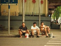 guangta lu ximenkou guangzhou copy (anwoody) Tags: done china guangzhou streetlife