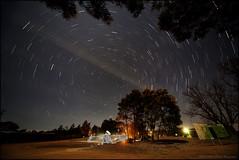 serpentine trails 2 (GTV6FLETCH) Tags: westernaustralia stars startrails canoneos5dmark2 canon sigma1224mm siggy1224mm