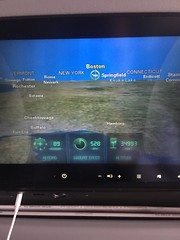 (reezy87) Tags: american americanairlines boeing 737800 737 738 winglet chicago boston ohare logan airport mcdonnelldouglas md80 inflightmeal food menu