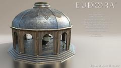 Eudora3D Steam Gazebo Main (Eudora3D) Tags: eudora3d eudora secondlife meshmodel building gazebo steampunk steampunkgazebo steampunkbuilding steampunkmodel