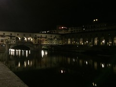 Firenze. (coloreda24) Tags: 2016 pontevecchio arno firenze florence toscana tuscany italy