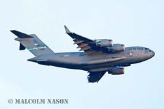 C17A GLOBEMASTER 3 07-7169 USAF (shanairpic) Tags: military c17a globemaster usaf doverafb 077169