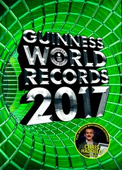 Guinness World Records 2017 (Vernon Barford School Library) Tags: 9781897553480 guinness guinnessworldrecords 2016 2017 recordsetter recordsetters worldrecord worldsrecord curiousities wonders worldsrecords reference references vernon barford library libraries new recent book books read reading reads junior high middle school nonfiction hardcover hard cover hardcovers covers bookcover bookcovers records statistics