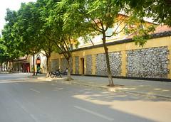 Outside the Hanoi Hilton (Neil Noland) Tags: vietnam hanoi oldquarter prison hanoihilton hoalo