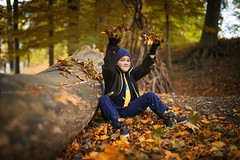 autumn magic moments... (amirosphere) Tags: pentaxart pentax pentaxk1 portraitofaboy wood forest autumn colors smcpfa50mmf14 outdoor nature