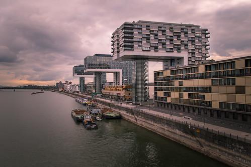Rheinau-Hafen Cologne