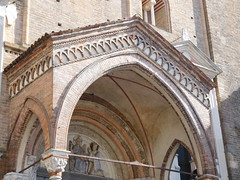 Entrance (SixthIllusion) Tags: lodi italy church cathedral architecture