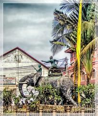 Assault! (Bruno Zaffoni) Tags: siemreap cambodia hdr