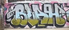 BLAH (Rodosaw) Tags: documentation of culture chicago graffiti photography street art subculture lurrkgod hof cult al