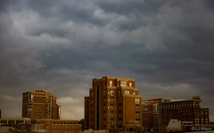2016 October Cold Front-1532 (TexasWeatherGirl13) Tags: 2016 alexandriavirginia carlyle clouds coldfront weather