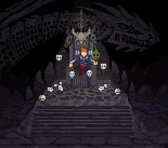 Enrique Fuentes - Studio Overlord (CEO) (iloveui) Tags: sorceress dragon priest minecraft ninja