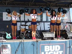 IMG_6954 (grooverman) Tags: houston texans cheerleaders nfl football game nrg stadium texas 2016 budweiser plaza nice sexy legs stomach canon powershot sx530