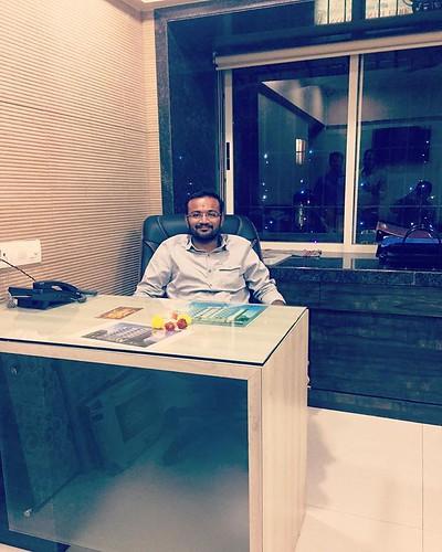 #office #shreejireality #lakshmipuja #diwali #2016