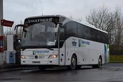 R88GSM  Maynes, Buckie (highlandreiver) Tags: r88gsm r88 gsm maynes coaches buckie scotland scottish mercedes benz tourismo bus coach perth