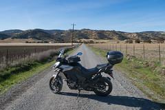 Exploring California with a Kawasaki (Franco Folini) Tags: green kawasakiversys1000 kawasaki versys california capayvalley guinda northerncalifornia moto motocicletta mototurismo motorcycle motorbike motorcycletouring