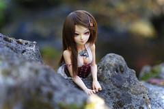 Climb in my Heart - ADAW 45/52 (Nephtali_fleur) Tags: doll bjd bjddoll fairyland mnf msd minife shushu minifeshushu eyopa eyopapendragon majolan parcmajolan leeke leekeworld onyris leather