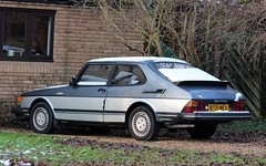 B721 WEX (Nivek.Old.Gold) Tags: 1984 saab 900 turbo apc system dohc 16 3door 1985cc