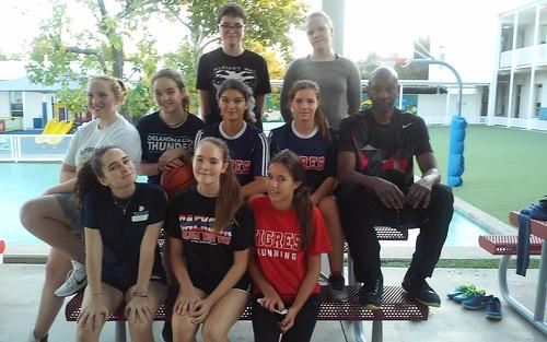 DIS Varsity Basketball Team