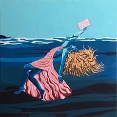 De Clutch (B.R.A.B.) Tags: acryl painting art