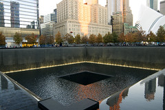 World Trade Center Memorial (Sherill Snyder Photography) Tags: worldtradecentermemorial worldtradecenter memorial newyork nyc monument twintowers 911memorial 911 architecture