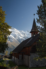 Mrren church (mightymightymatze) Tags: switzerland schweiz suisse mrren bern berne berneroberland lauterbrunnen lauterbrunnental mountains mountain berge berg alpen alps alpes