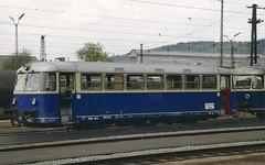 ÖBB diesel railcar 5081.20 Attnang-Puchheim