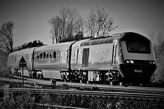 43020 (stavioni) Tags: gwr fgw first great western railway diesel rail train hst high speed inter city intercity 125 class43 power car 43020