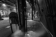 Hunton. Production at night (pss_foto) Tags: hunton industri gjvik bedrift