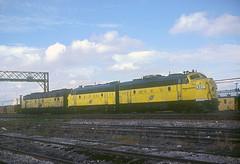 C&NW F7 421 (Chuck Zeiler) Tags: cnw f7 421 railroad emd locomotive chicago chz chuck zeiler