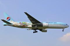 HL7752 Boeing B772 LHR 19Apr2011 (Citation Ten) Tags: hl7752 b772 kal specialscheme lhr