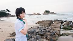 DSC04283.jpg (elyuu) Tags: freeiwatobiswimclub nagisa hazuki haruka nanase makoto tachibana iwami japan cosplay