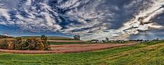 IMG_0801-04Ptzl1TLGEM (ultravivid imaging) Tags: ultravividimaging ultra vivid imaging ultravivid colorful canon canon5dmk2 clouds autumncolors autumn scenic vista rural fields farm