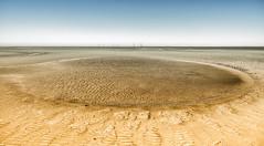 Oosterschelde (Duevel) Tags: oosterschelde water zeeland strand beach poel ribbels zand horizon