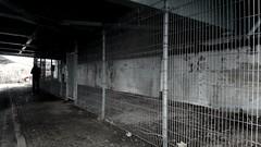 Gated un-community (blondinrikard) Tags: homlessness homles bridge gate gated locked housingpolicy politics bostadspolitik hemlöshet wrongsolution designingawayaproblem hostilearchitecture