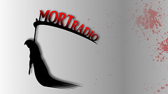 MORTradio Grim Reaper Work Day (MORTradio) Tags: mortradio mortuary mortician radio internetradio grimreaper thereaper inkscape gimp photoshop title effect photoeffect blender photoeffects splatter grunge death dying show radioshow wallpaper harryhatesgolf