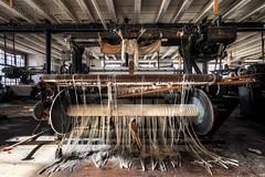 (satanclause) Tags: verlassene textil fabrik weberei spinnerei abandoned spinning mill cloth factory oputn textiln tovrna tkalcovna industry austria hdr urbex