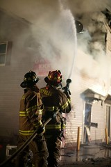 (Jeff Buchbinder) Tags: canon5dmk3 50mm 50mmf14 fire firefighter firefighters structurefire danielsonconnecticut