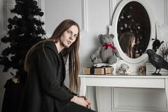 IMG_0098 (rodinaat) Tags: new year happy holiday tree christmas skull goat satan brutal metal metalhead longhaie redhair red black